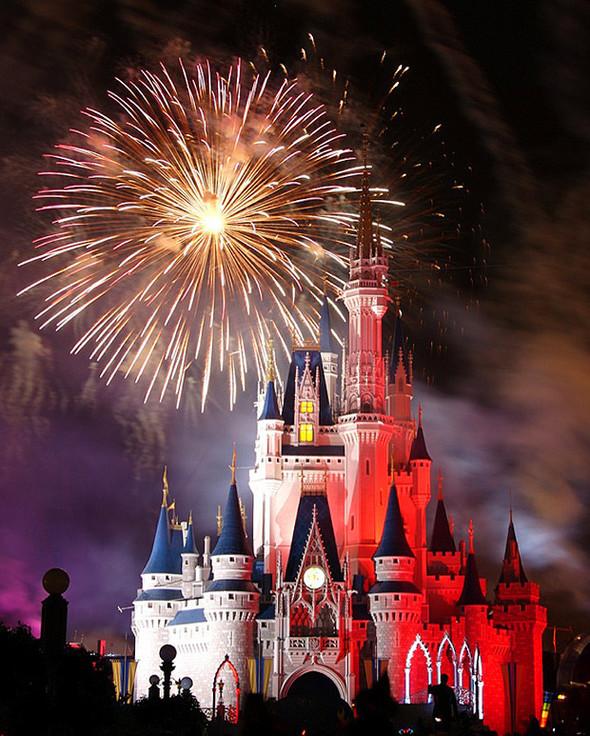 Мир Disneyland. Изображение № 13.