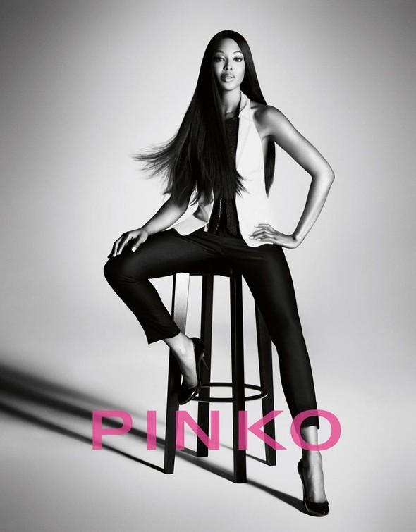 Кампания: Наоми Кэмпбелл для Pinko SS 2012. Изображение № 5.