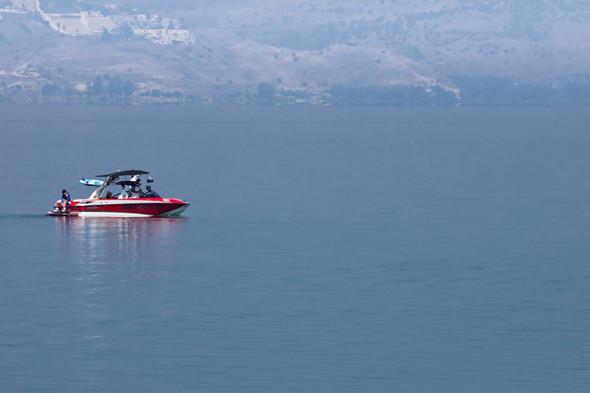 Генисаретское озеро в Израиле. Изображение № 17.