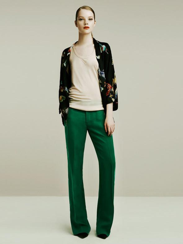 Изображение 2. Лукбук: Zara April 2011.. Изображение № 2.