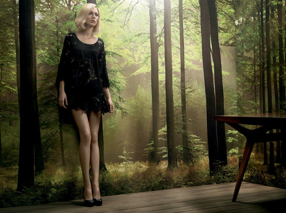 Кампания: Ракель Циммерман для A. Brand F2011. Изображение № 2.