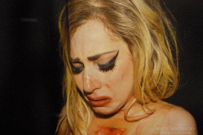 Фото из книги Lady Gaga x Terry Richardson. Изображение № 1.