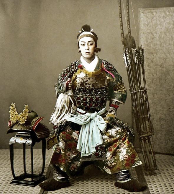 «Широкий ремень» или традиционные японские пояса Оби и Маваси. Изображение № 1.
