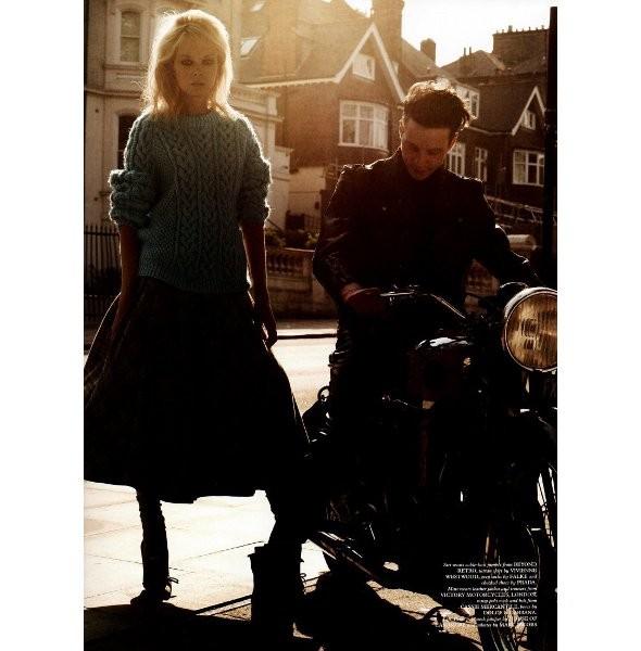 5 новых мужских съемок: Dansk, Dazed & Confused, Vogue и другие. Изображение № 8.