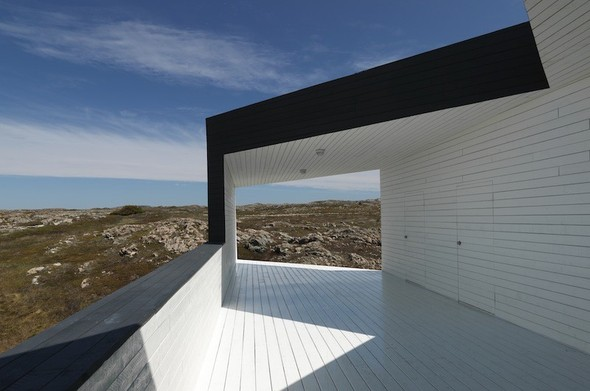 Long Studio, Fogo Island by Saunders Architecture на thisispaper.com. Изображение № 14.