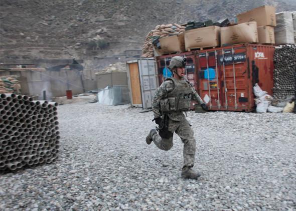 Афганистан. Военная фотография. Изображение № 206.