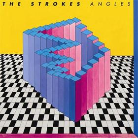 Изображение 1. Возвращение The Strokes, Трэвис Баркер с друзьями и другие альбомы недели.. Изображение № 1.