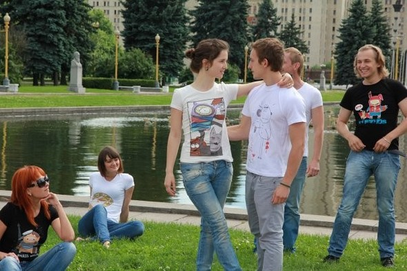 Своя марка одежды в России - удовольствие в компании с головной болью. Изображение № 1.