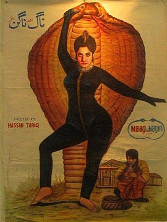 Афиши индийских фильмов ужасов. Изображение № 3.