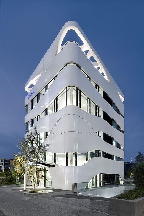 Технологический центр медицинской науки - Берлин. Изображение № 4.