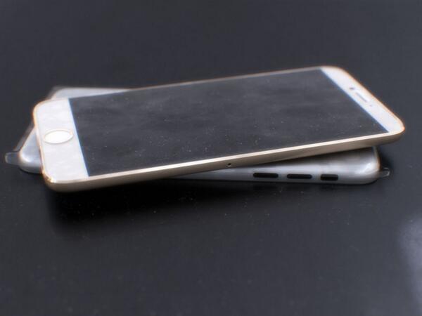 Опубликованы первые фотографии с возможным видом iPhone 6. Изображение № 2.