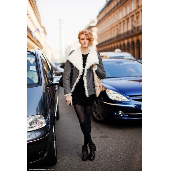 Изображение 133. На полях: 10 тенденций уличного стиля с прошедших недель моды.. Изображение № 133.