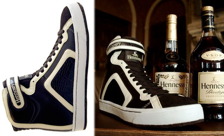 Hennessy Sneakers by Jhung Yuro. Изображение № 1.
