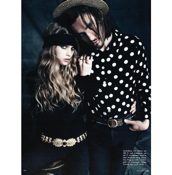 5 новых съемок: Dossier, Elle, V и Vogue. Изображение № 39.
