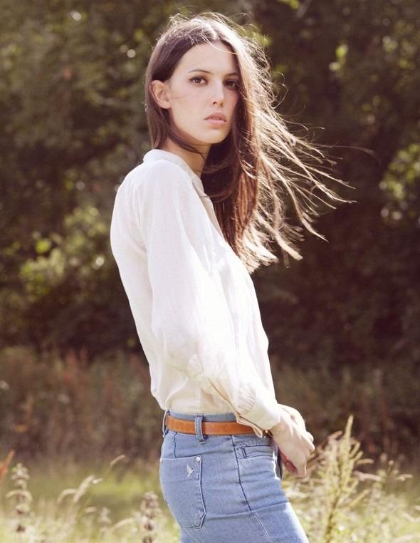 Лукбук: Руби Олдридж для MiH Jeans SS 2012. Изображение № 6.