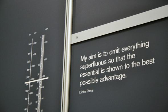 Выставка Dieter Ramsа вЛондонском Design Museum. Изображение № 9.