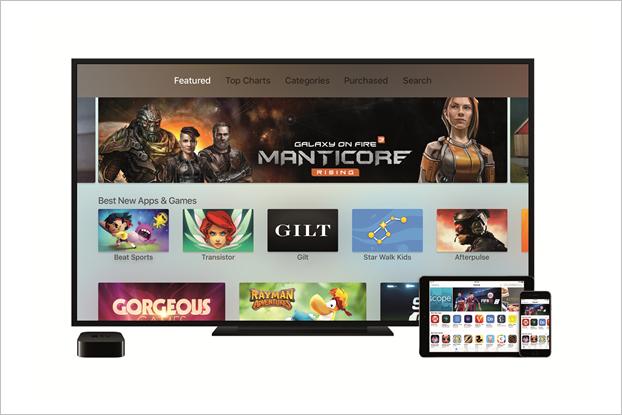 Новая приставка Apple TV выйдет сtvOS. Изображение № 2.