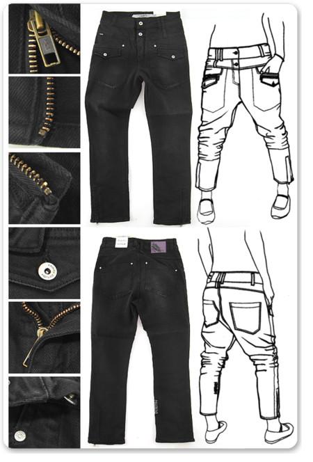 Nikita Jeans fallwinter 08. Изображение № 1.
