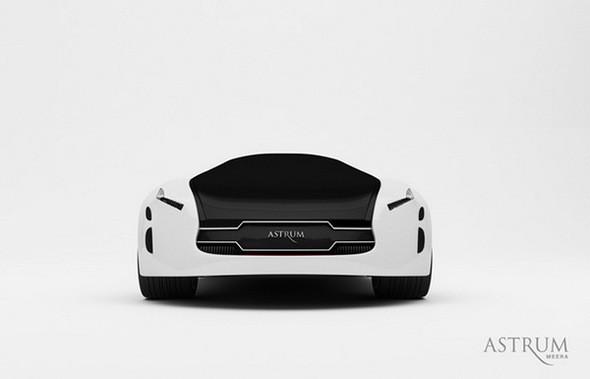 Astrum Meera - проект очень красивого автомобиля со многочисленными нововведениями. Изображение № 3.
