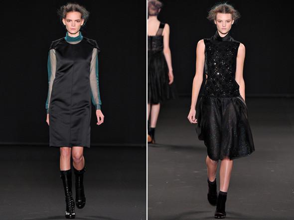 Показы Paris Fashion Week FW 2012: День 7. Изображение № 4.