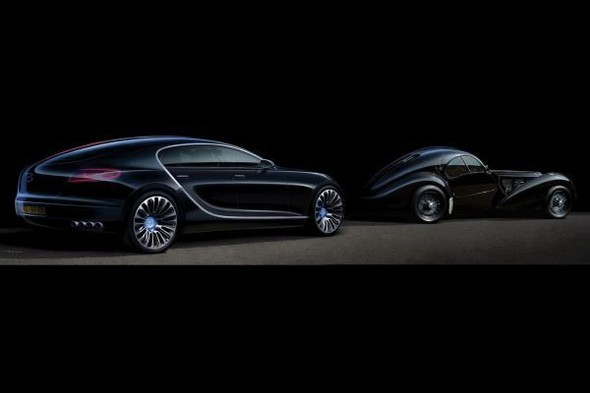 Новый Bugatti Galibier 16C. Изображение № 12.