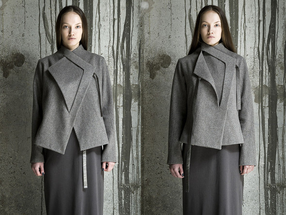 DOMANOFF fall-winter 2012-2013 look-book. Изображение № 16.