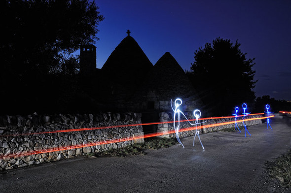 Light Painting by Christopher Hibbert. Изображение № 17.
