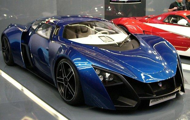 Marussia Motors уходит из автобизнеса. Изображение № 1.