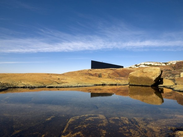 Long Studio, Fogo Island by Saunders Architecture на thisispaper.com. Изображение № 1.