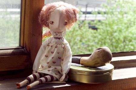 Настоящая девочка иеё куклы. Изображение № 4.