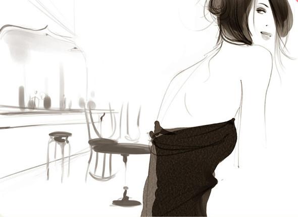 """""""В каждой девушке есть что-то французское."""". Изображение № 12."""
