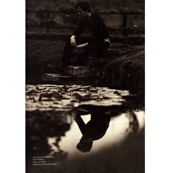 Изображение 18. Мужские съёмки: Industrie, Interview и другие.. Изображение № 28.