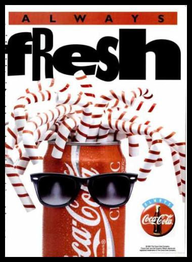 Изображение 103. Coca-cola – История бренда, история рекламы.. Изображение № 103.