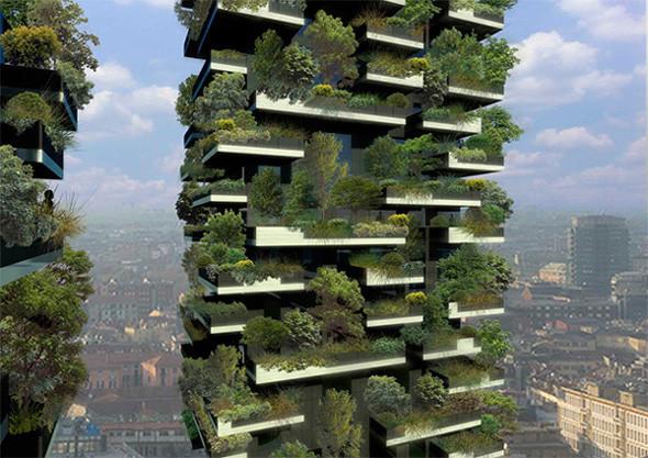 Найдено за неделю: Город будущего в пузырях, гигантская голова и вышитая книга. Изображение № 14.