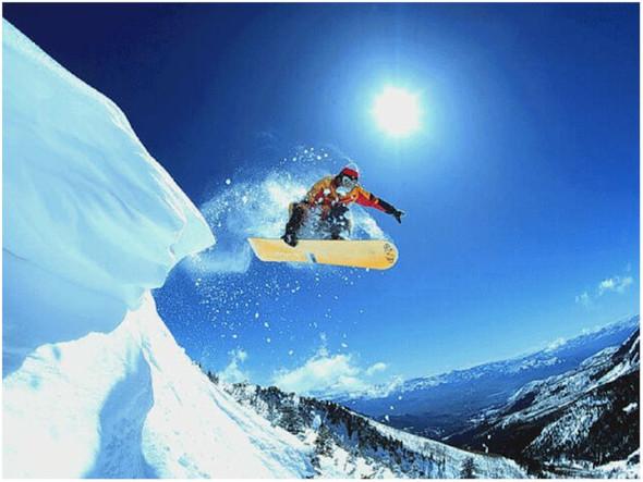 Герой русского сноубординга. Изображение № 1.
