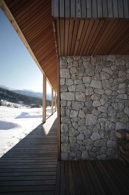Альпийский домик. Изображение № 3.