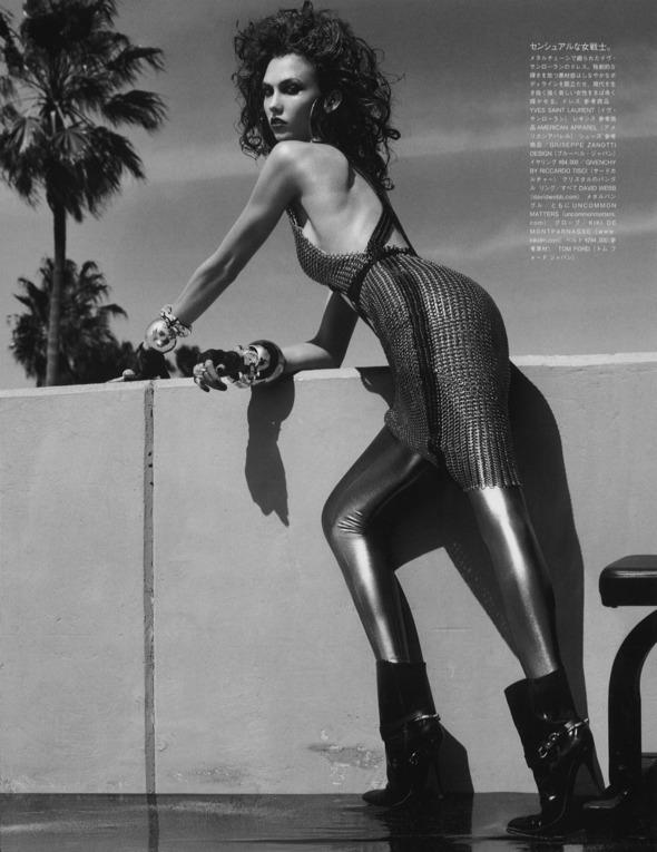 Съемки: Numero, Vogue, W и другие. Изображение №87.