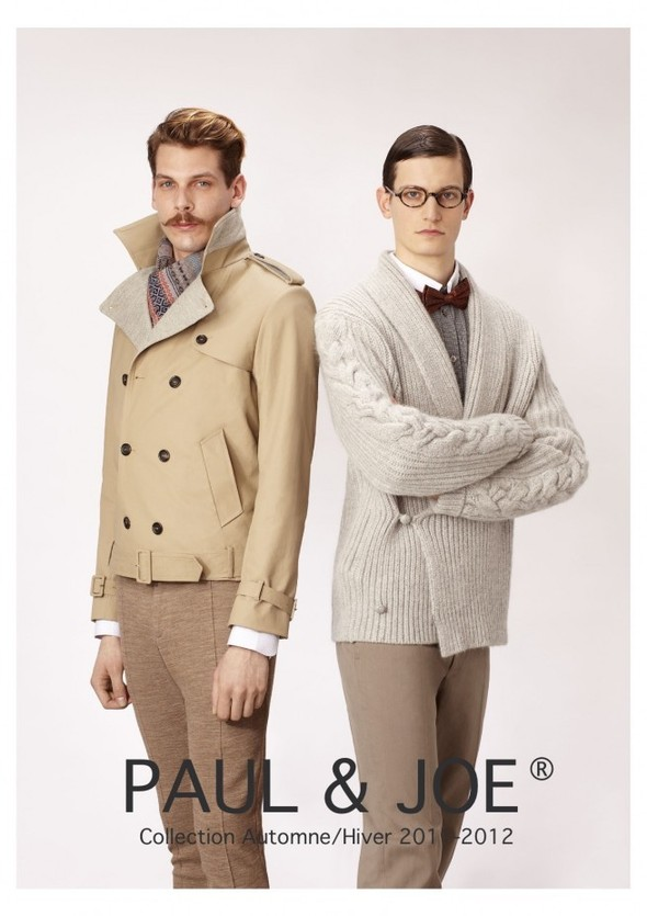 Paul & Joe Autumn/Winter 2011 Lookbook. Изображение № 1.