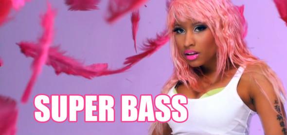 Изображение 2. Nicki Minaj - Super Bass.. Изображение № 1.