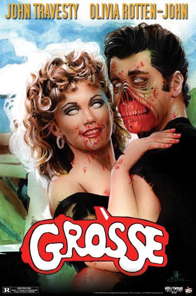 15 зомби-постеров известных фильмов. Изображение № 3.