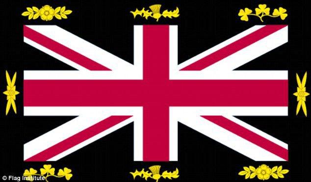 Financial Times предложила свою версию флага Великобритании. Изображение № 7.