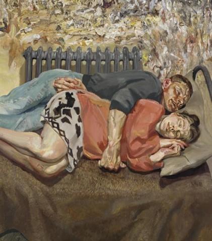 Умер Люсьен Фройд, один из самых известных британских художников. Изображение № 16.