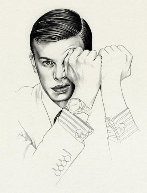 Изображение 10. Иллюстратор Ricardo Fumanal.. Изображение № 10.