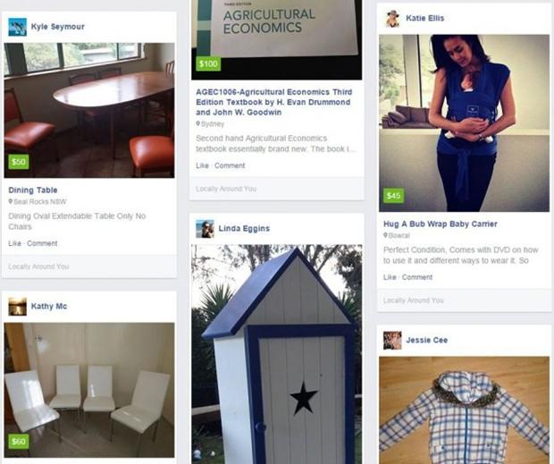 Появились скриншоты магазина внутри Facebook. Изображение № 3.