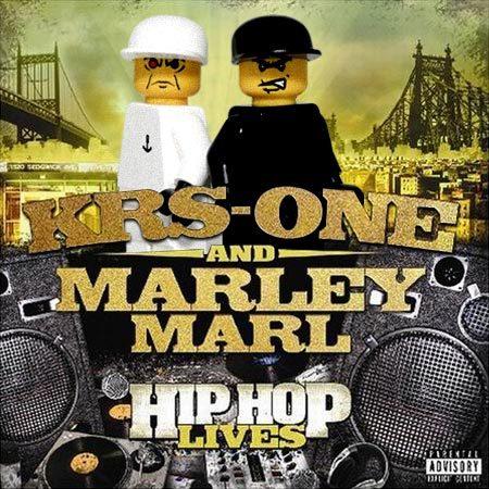 20 Обложек хип-хоп альбомов изLego. Изображение № 20.