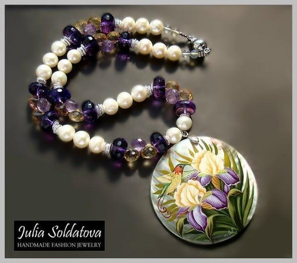 Коллекция бижутерии от Юлии Солдатовой SILVER SOUL!. Изображение № 2.