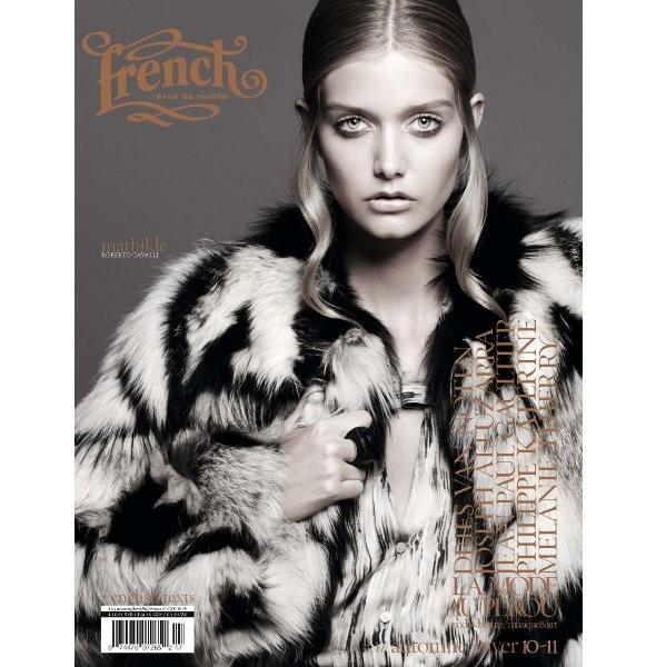 13 обложек нового номера French Revue de Modes. Изображение № 10.