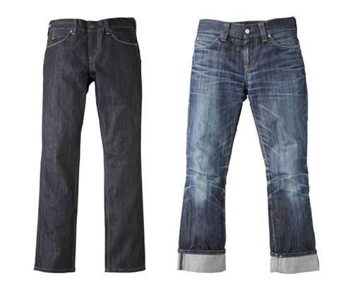 Levis: Imprint. «Быстро стареющие» джинсы Levis. Изображение № 2.