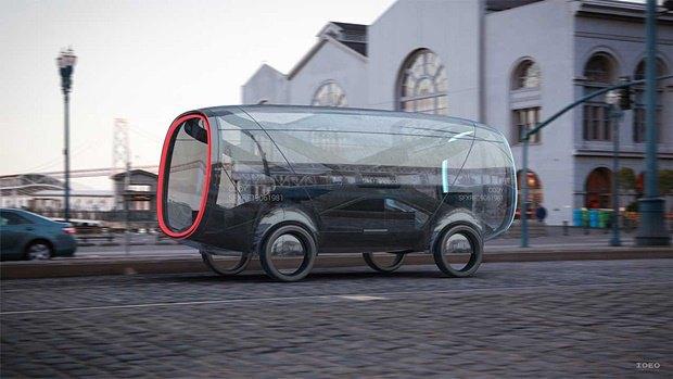 Концепт: как будет выглядеть транспорт в 2029 году. Изображение № 21.
