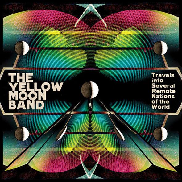 Альбом группы TheYellow Moon Band. Изображение № 1.